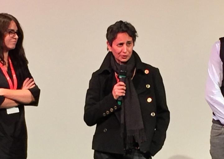59th BFI London Film Festival 2015 (Photo: Eleonore Pironneau)