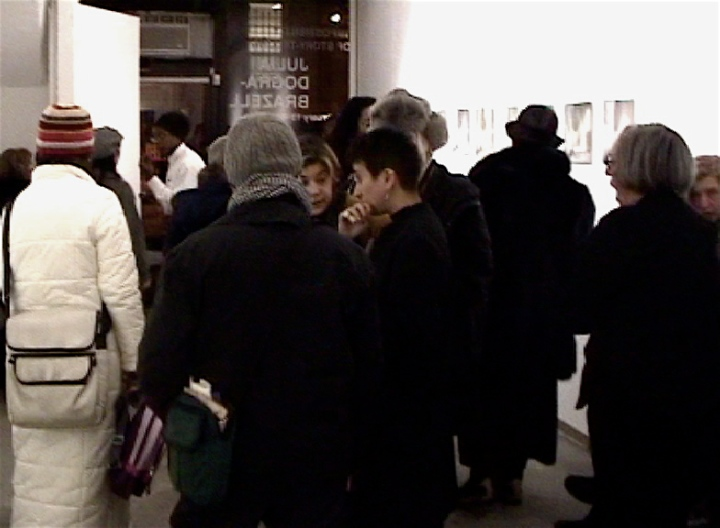 Scene Gallery, New York, 2003