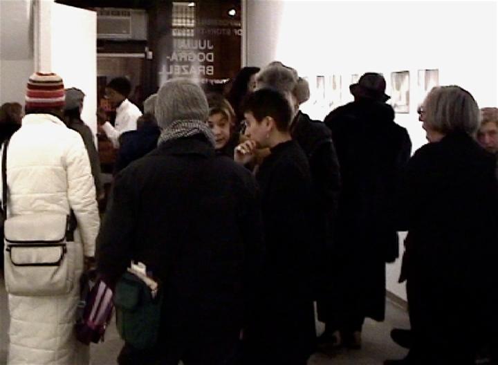 Scene Gallery, New York, 2003